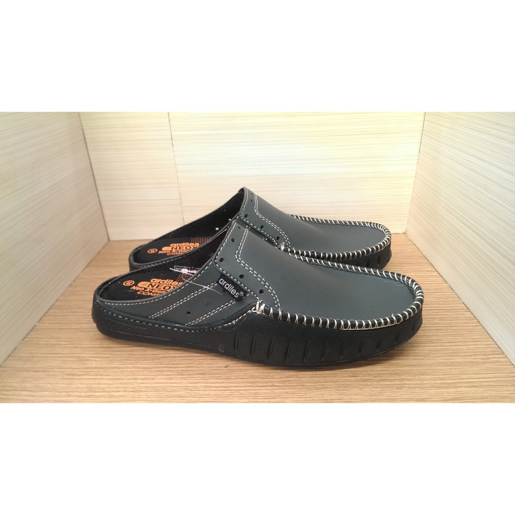 Sepatu Slip On Ardiles Rabane Shopee Indonesia Men Money Vesto Coklat 43