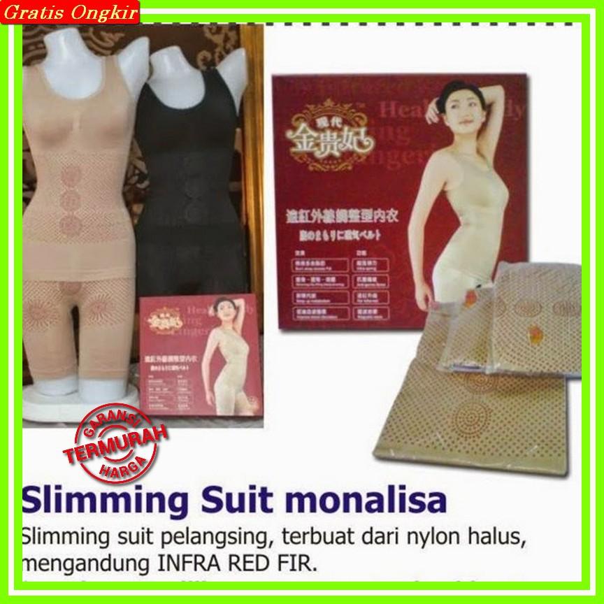 New Produk Cream Monalisa Slimming Suit / Korset Pelangsing | Shopee Indonesia