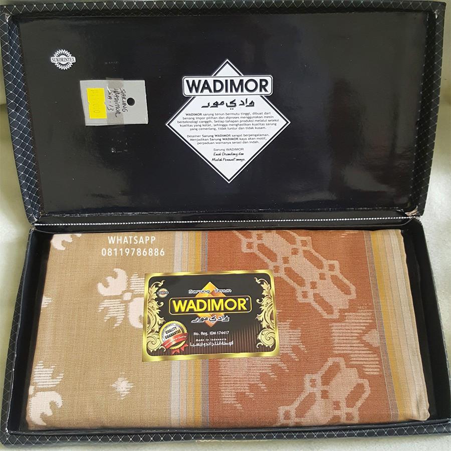 Sarung Wadimor Temukan Harga Dan Penawaran Online Terbaik Tenun Motif Darussalam Desember 2018 Shopee Indonesia