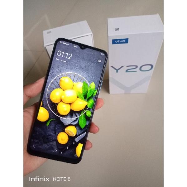 Vivo Y20 (Ram 3/64GB) 4G LTE - Second Berqualitas