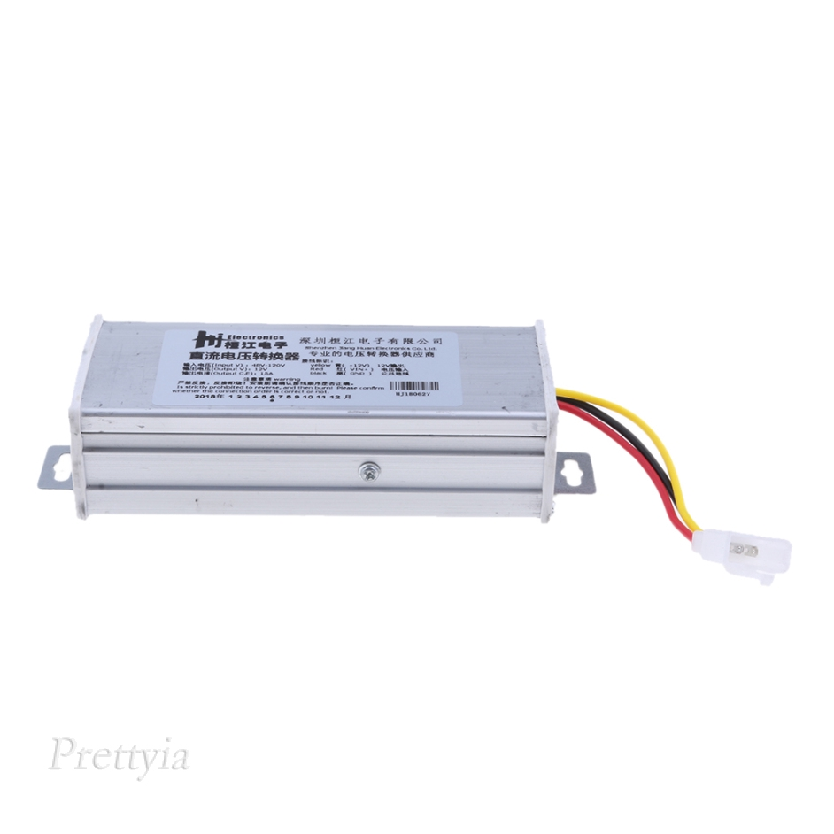 Prettyia AC-DC//110V//220V to 12V//2A 24W Step Down Isolated Power Supply Switch Module