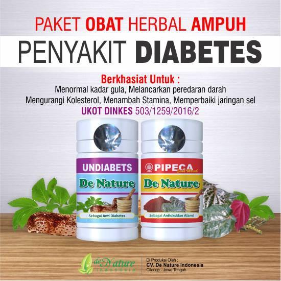 obat diabetes yang palidez ampuh atasi