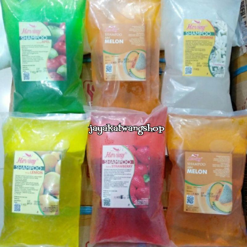 HEVINY Shampoo Refill 1000 ML / 1 KG