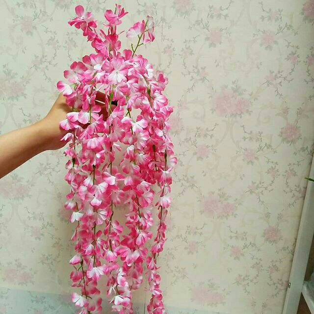 7 Warna Bunga TULIP Artifisial Bunga Palsu Dekorasi Ruangan Murah ... 5e5bc8f5f4