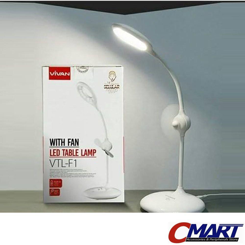 Lampu LED Belajar Vivan LED VTL-F1