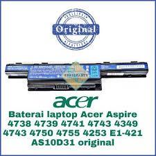 Super Murah BATRE BATTERY Original Latptop Acer Aspire 4741 4741G 4741Z 4741ZG 4752 4750