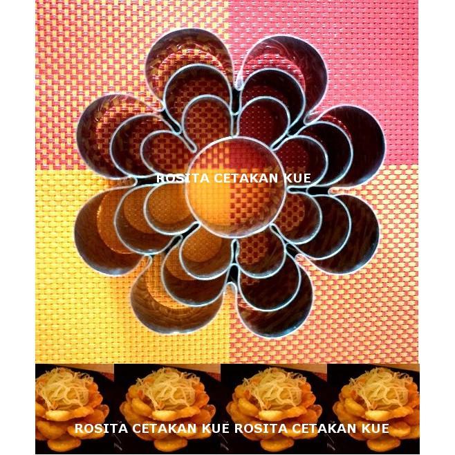 Cetakan Kue Pastel Standar Dumpling Mold (1 Set isi 2) | Shopee Indonesia