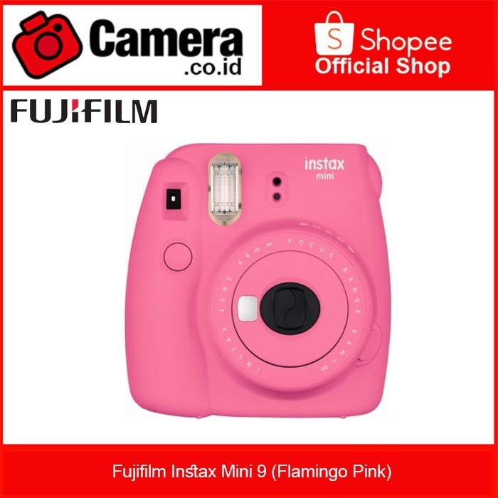 Fujifilm Instax Mini 90 Neo Classic Black Shopee Indonesia