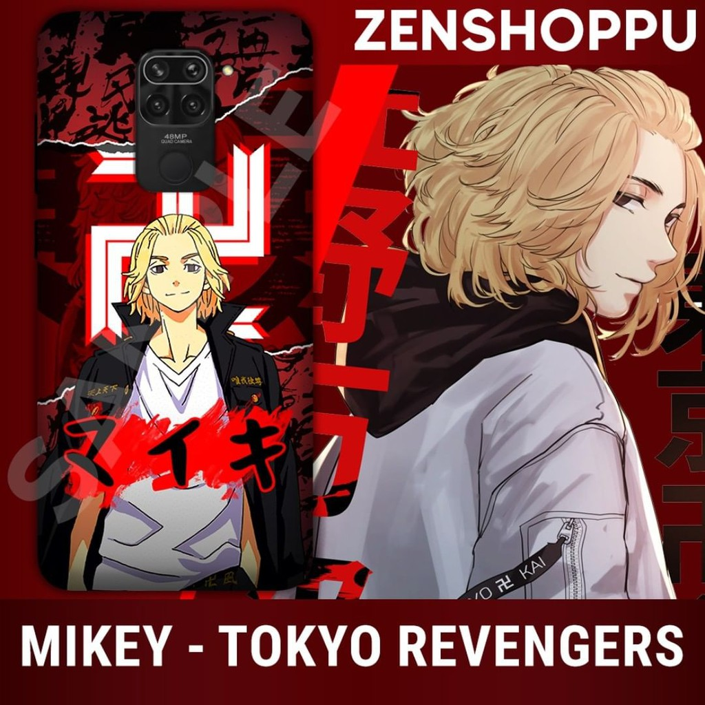 Phone Case Mikey - Tokyo Revengers