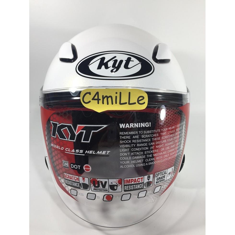 Kaca Helm Ink Centro Dan Kyt Dj Maru Galaxy Original Shopee Indonesia Djmaru Warna Bening Merk Clean