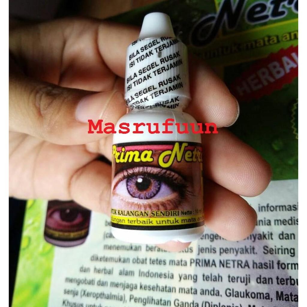 Tetes Mata Prima Netra Shopee Indonesia Care Asli Obat