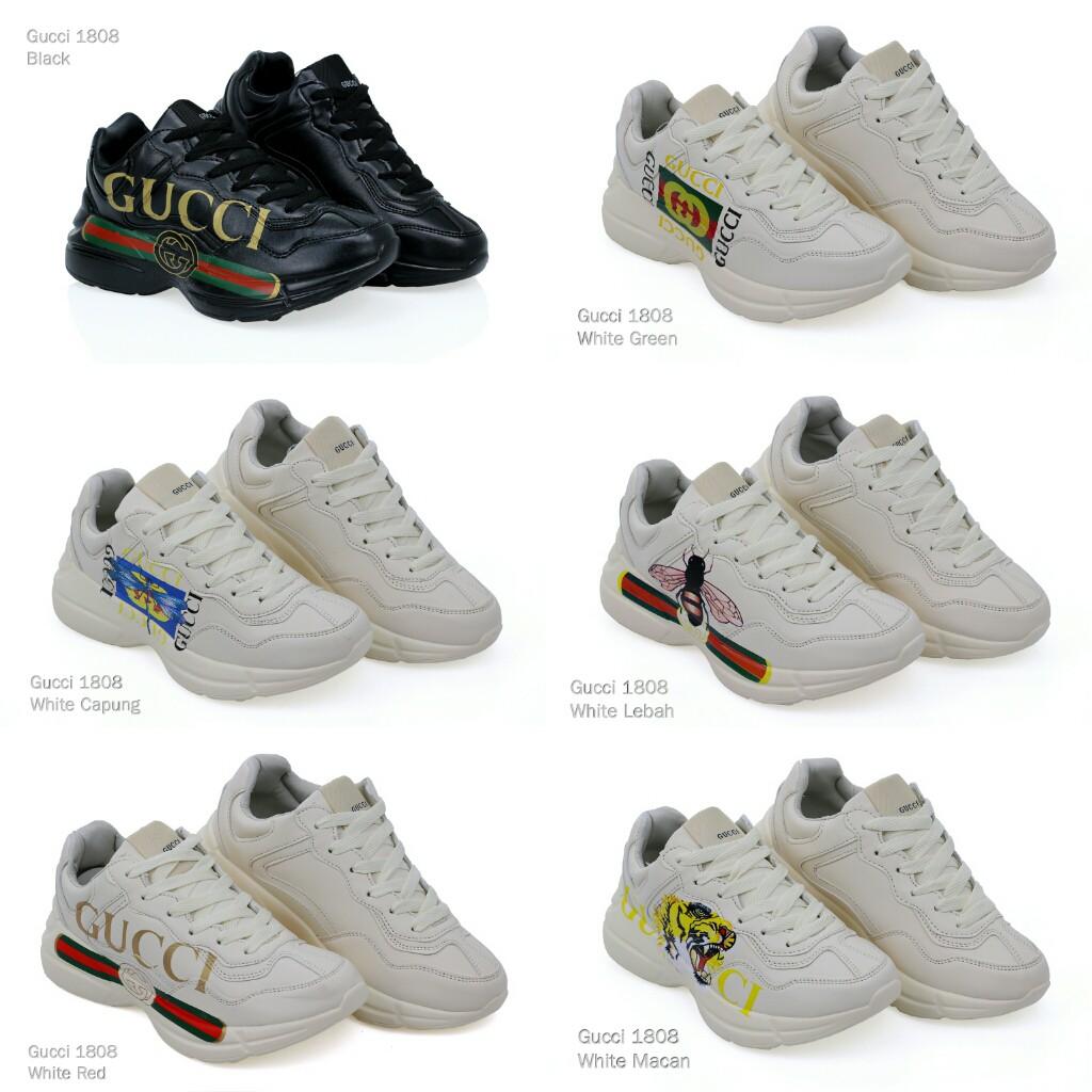 ce9ae71076e SEPATU BRANDED IMPORT MURAH-Sepatu G Sneaker Rhyton Vintage Draw Semprem  1808