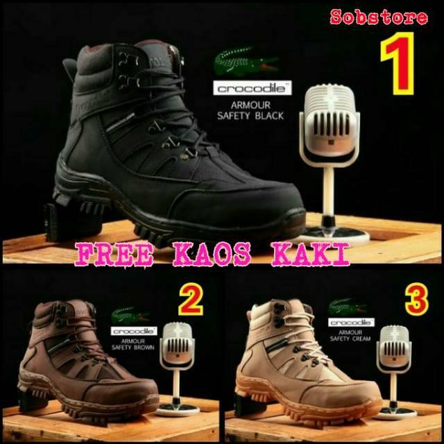 Sepatu VS 061 Sepatu Boots dan Kasual Pria bisa untuk jalan santai sekolah  kuliah kerja  ff804e5a1b