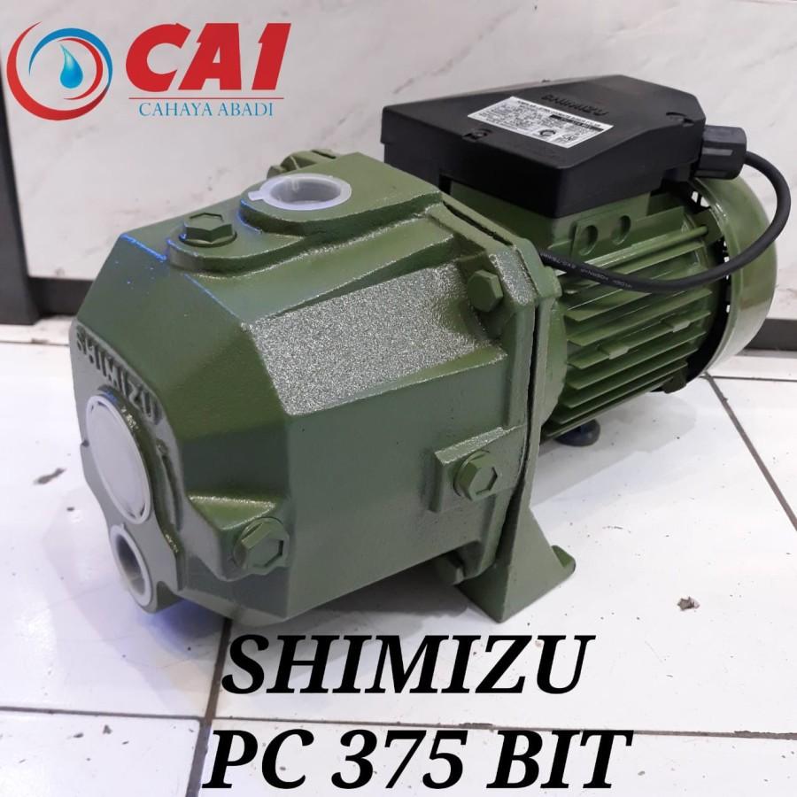 POMPA AIR JET PUMP - SHIMIZU PC 375 BIT (TANPA TABUNG)