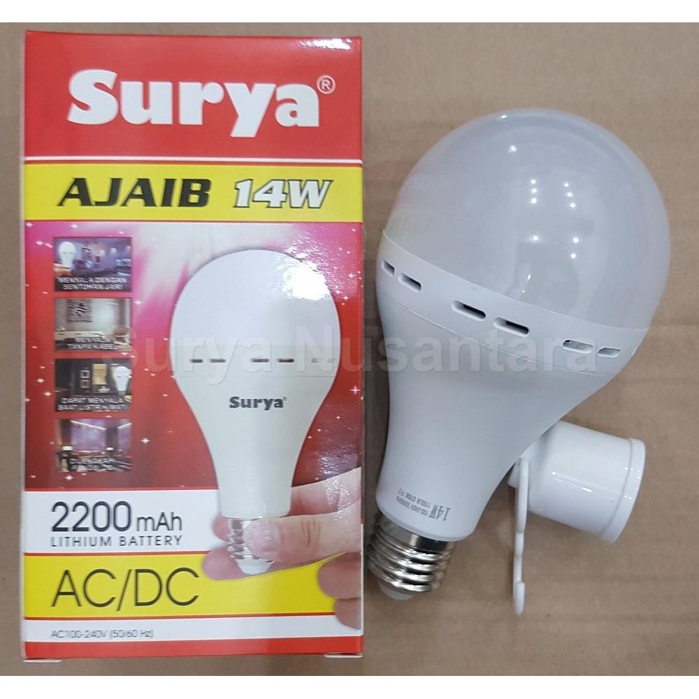 Lampu Led Emergency Ajaib Sentuh Good 9 Watt W 9watt Bohlam 15watt Fitting Shopee Indonesia