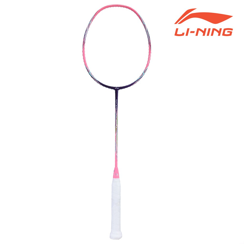 3b849190e Li-Ning Badminton Racket Windstorm 890 Purple Pink