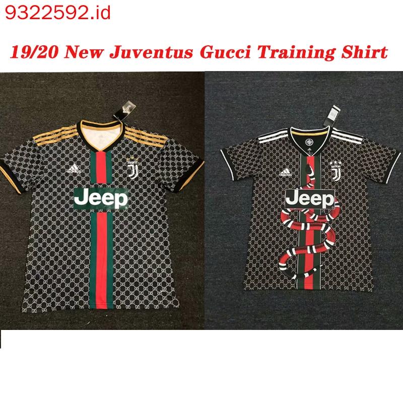 kaos t shirt model gucci motif print juventus 19 20 shopee indonesia kaos t shirt model gucci motif print juventus 19 20