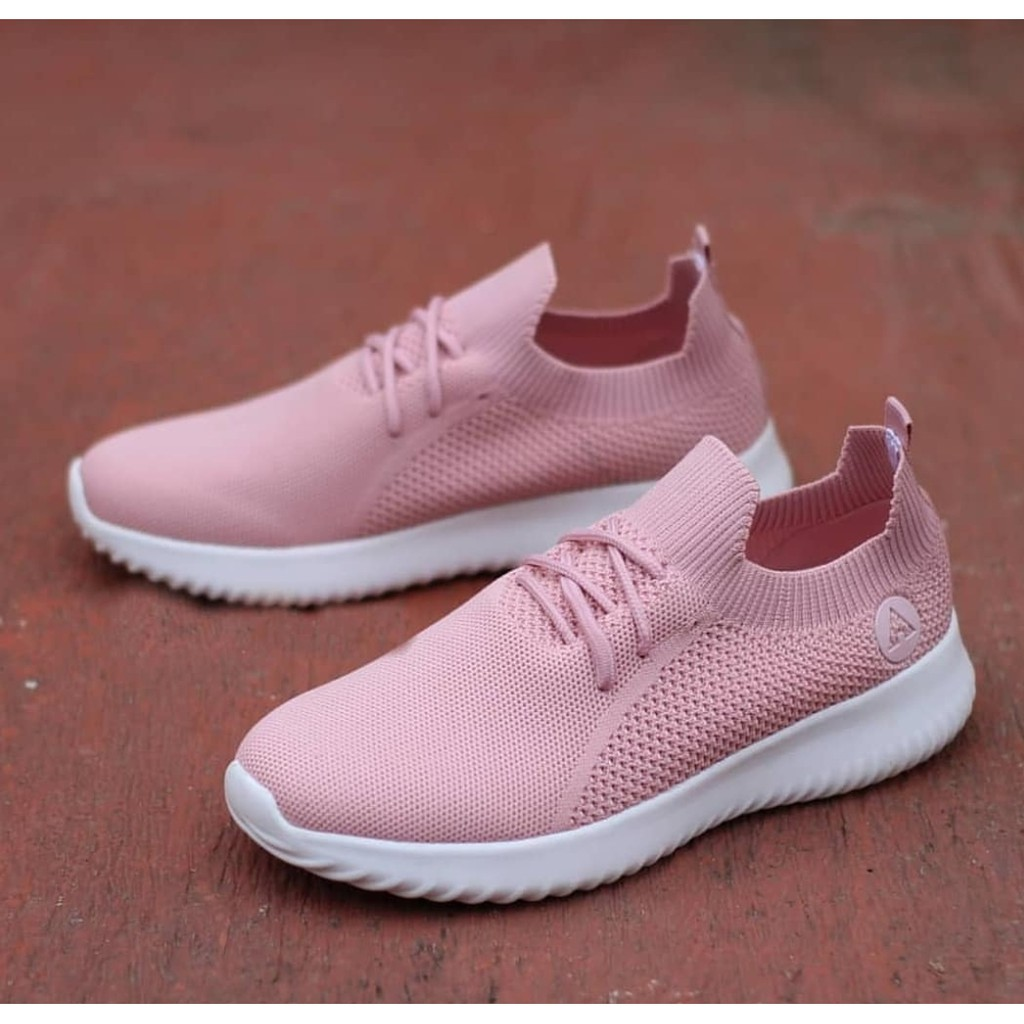 Sepatu Airwalk Leony Pink Woman Ukuran 40 36 Shopee Indonesia