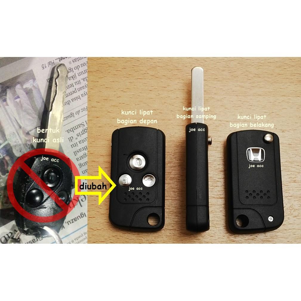Casing Kunci Lipat Flipkey Toyota Innova Fortuner 3tombol Shopee Filp Key Vios Altis 3 Tombol Indonesia