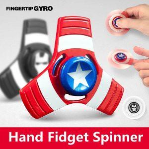 Fidget Spinner EDC ABS Penghilang Stress dengan Lampu LED | Shopee Indonesia