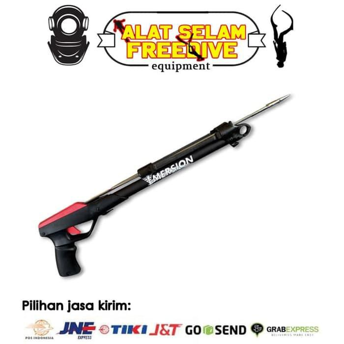 Speargun Panah Ikan Imersion Thazard Closed Muzzle 75cm Spearfishing 75cm Shopee Indonesia