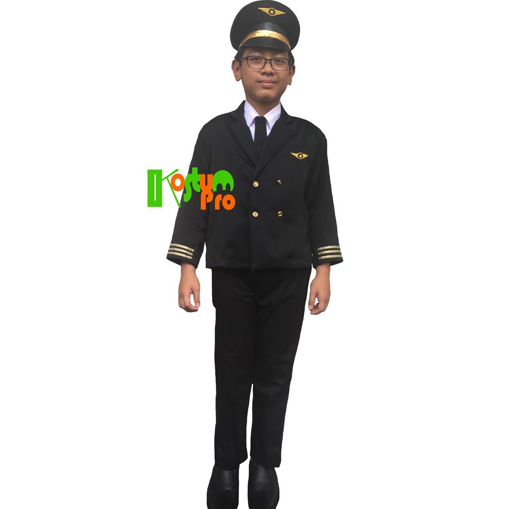 Kostum Dokter Kecil Uk 3 4 Tahun Tangan Panjang Jas 5 6 Thn Baju Shopee Indonesia
