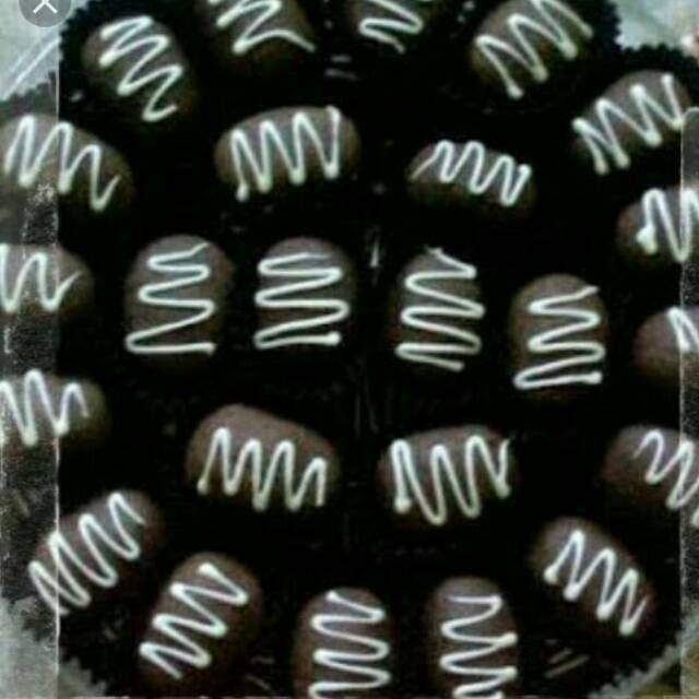 Kurma Coklat Isi Keju Shopee Indonesia