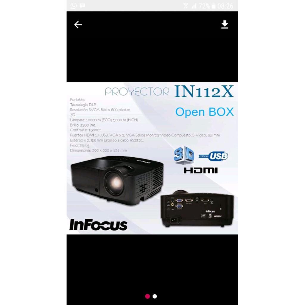 Proyektor Infocus Temukan Harga Dan Penawaran Pointer Cus Projector In224 Svga Hdmi Online Terbaik Komputer Aksesoris November 2018 Shopee Indonesia