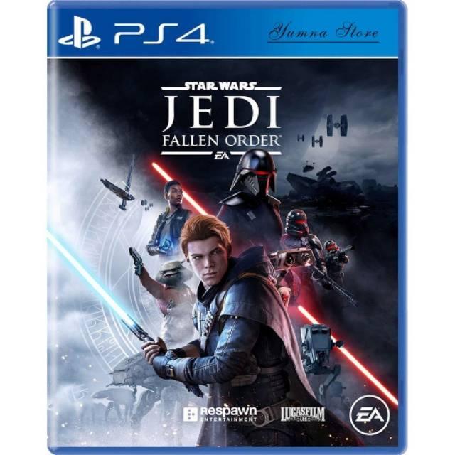 Ps4 Star Wars Jedi Fallen Order Shopee Indonesia