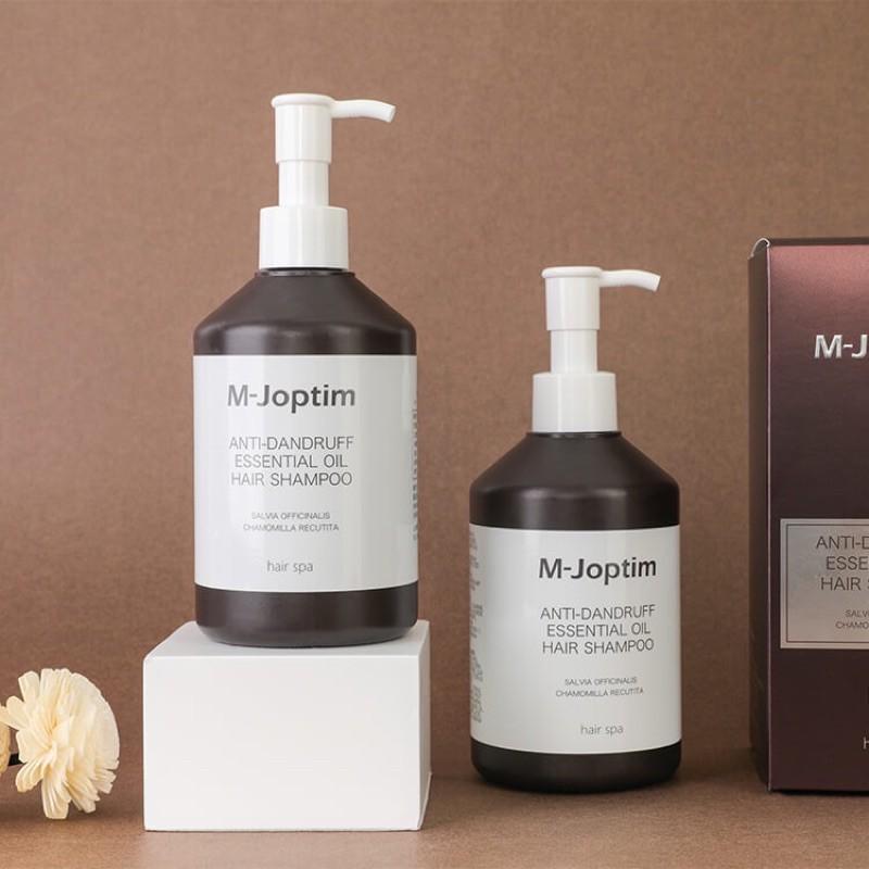 M-Joptim Anti-dandruff Essential Oil Hair Shampoo