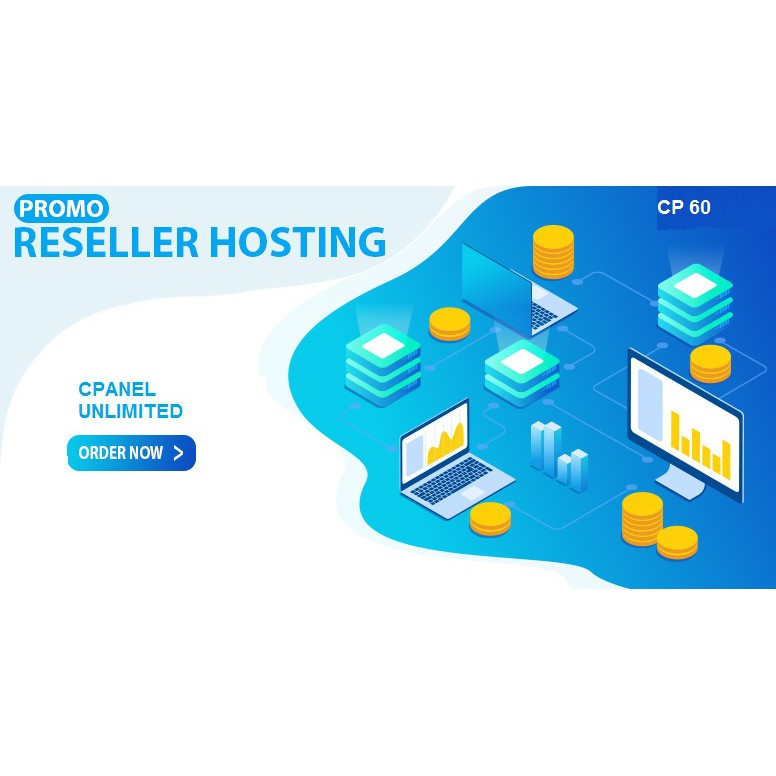 Jual Reseller Hosting Unlimited Ssd 60 Shopee Indonesia