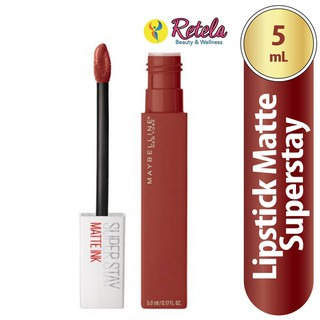 Maybelline Superstay Matte Ink City Edition Liquid Lipstick 245 Seeker Maybelline Lip Cream thumbnail