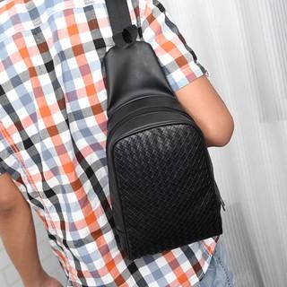 High Quality Tas Selempang Pria Sling Bag Kulit IMPORT AC247