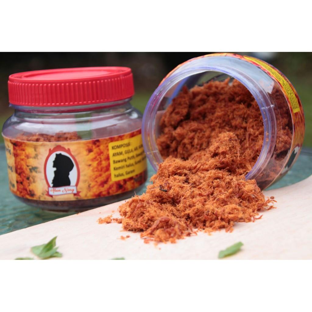 Abon Jiem Bawang Merah Shopee Indonesia Sapi Toples