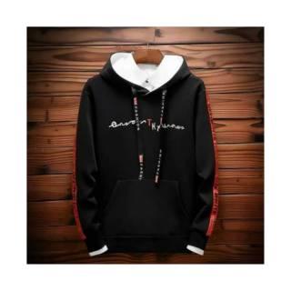 Sweater Pria ANCE STUDIOS Beludru Panas Musim Gugur Berkerudung Dingin Remaja Versi Korea Tren | Shopee Indonesia