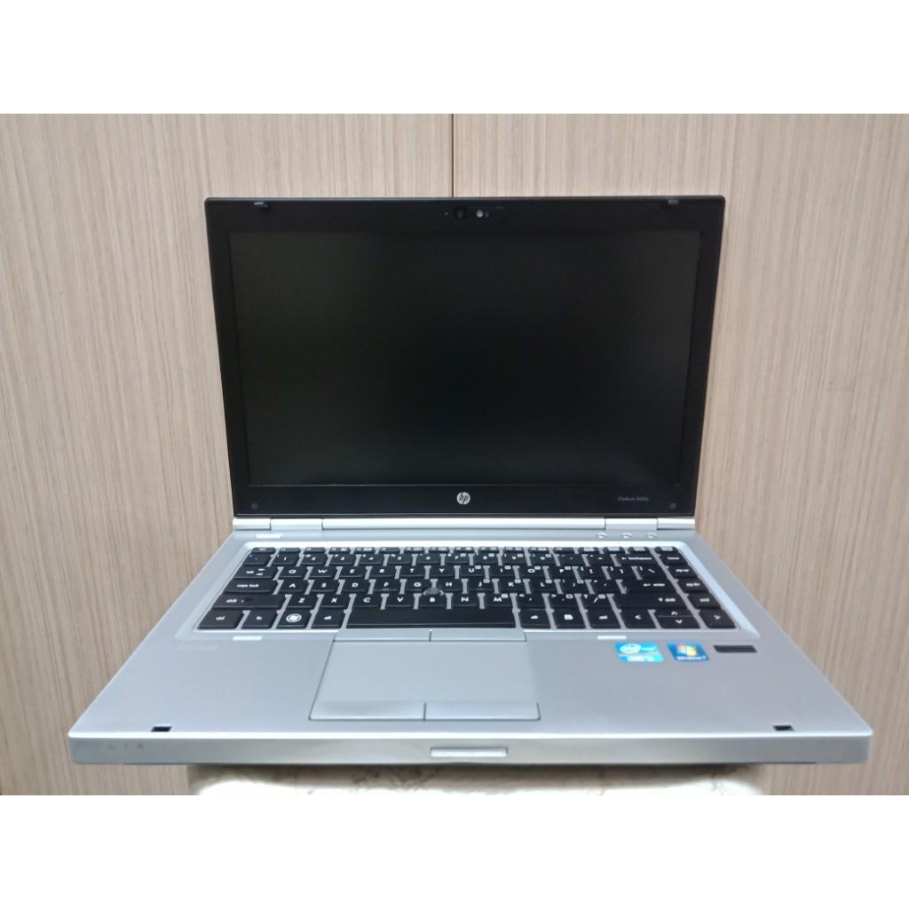 Hp Elitebook Folio 9470m Intel Core I5 Gen 3 Ram 4 Gb Hdd 320 Keyboard Laptop Notebook 8440 8440p 8440w Hitam Shopee Indonesia