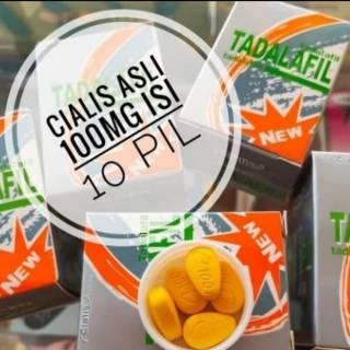 Obat Cialis Tadalafil 20mg Original Cialis Tadalafil 20mg Isi 4 Tablet Menambah Stamina Pria Shopee Indonesia