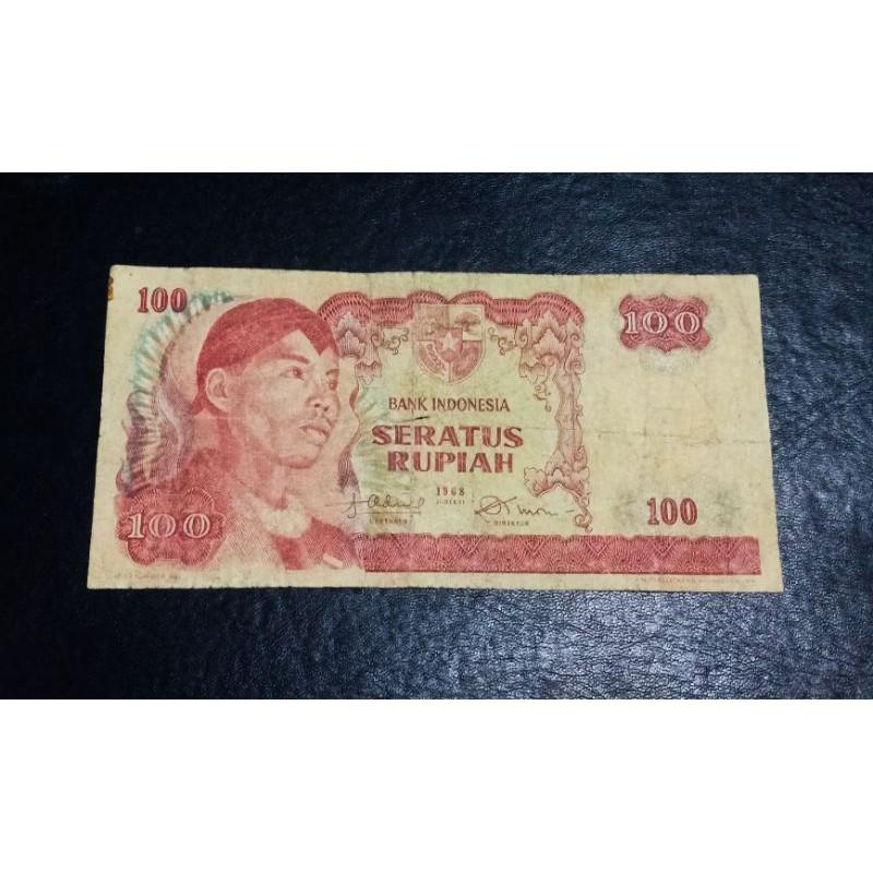 murah 100 sudirman 1968 bukan 5000 sudirman 10 ribu sudirman bukan 500 rupiah sudirman bukan Rp 10