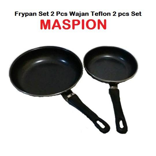 MAXIM VALENTINO SET 2 PCS LAPISAN TEFLON Home Maxim Valentino Set 2 Pcs .