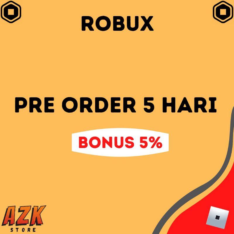 100 ROBUX MURAH [5 HARI]
