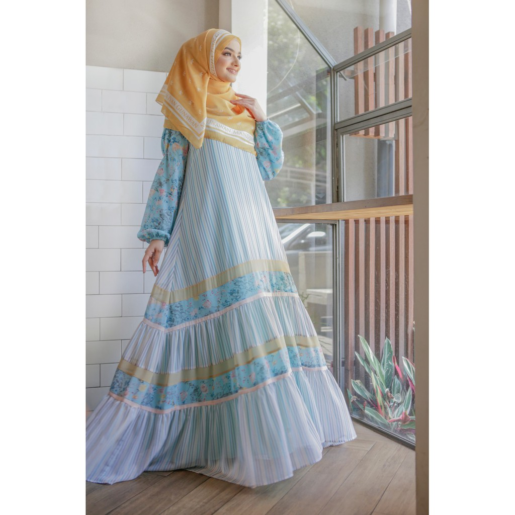 Dress mandjha ivan gunawan