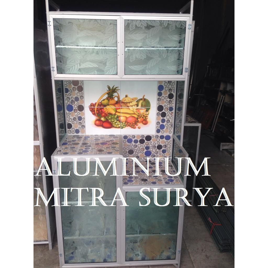 Rak Piring 6 Keramik 4 Pintu Shopee Indonesia