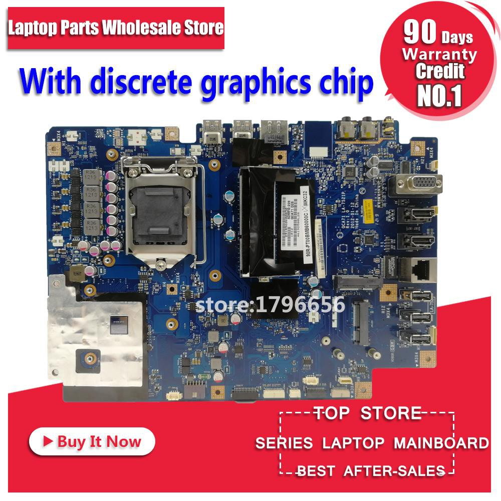 Hardware Original All In One Motherboard For Asus Et2411i La 7521p Et2411 Mainboard 100 Test Ok Shopee Indonesia