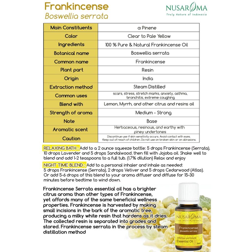 10 Ml Frankincense Sacra Essential Oil 100 Pure And Natural Nusaroma Shopee Indonesia,Plastic Emulsion Paint Price In Delhi