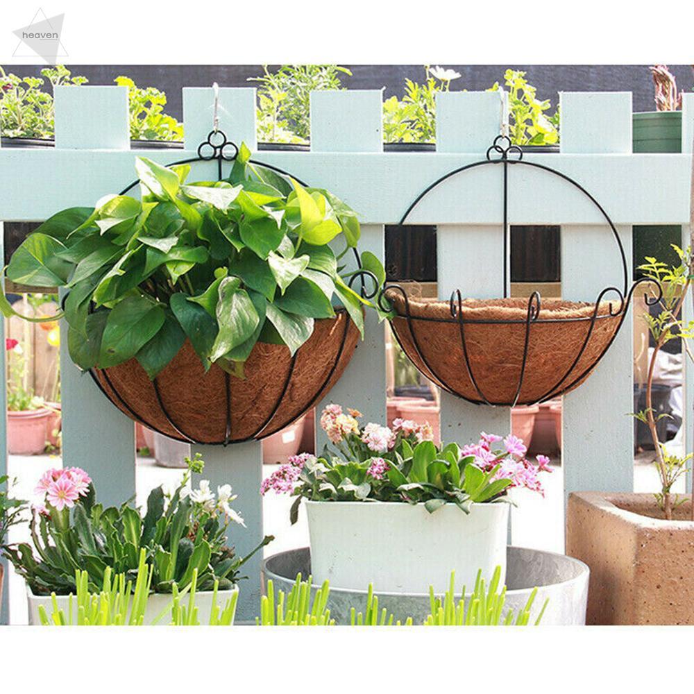 Pot Bunga Tanaman Dengan Model Gantung Dan Bergaya Unik Untuk Hiasan Dekorasi Rumah Taman Shopee Indonesia