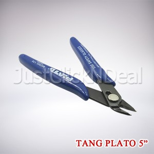 Long Needle Nose Hold Pliers 5 Inch Tang Potong Penjepit Multi Fungsi | Shopee Indonesia
