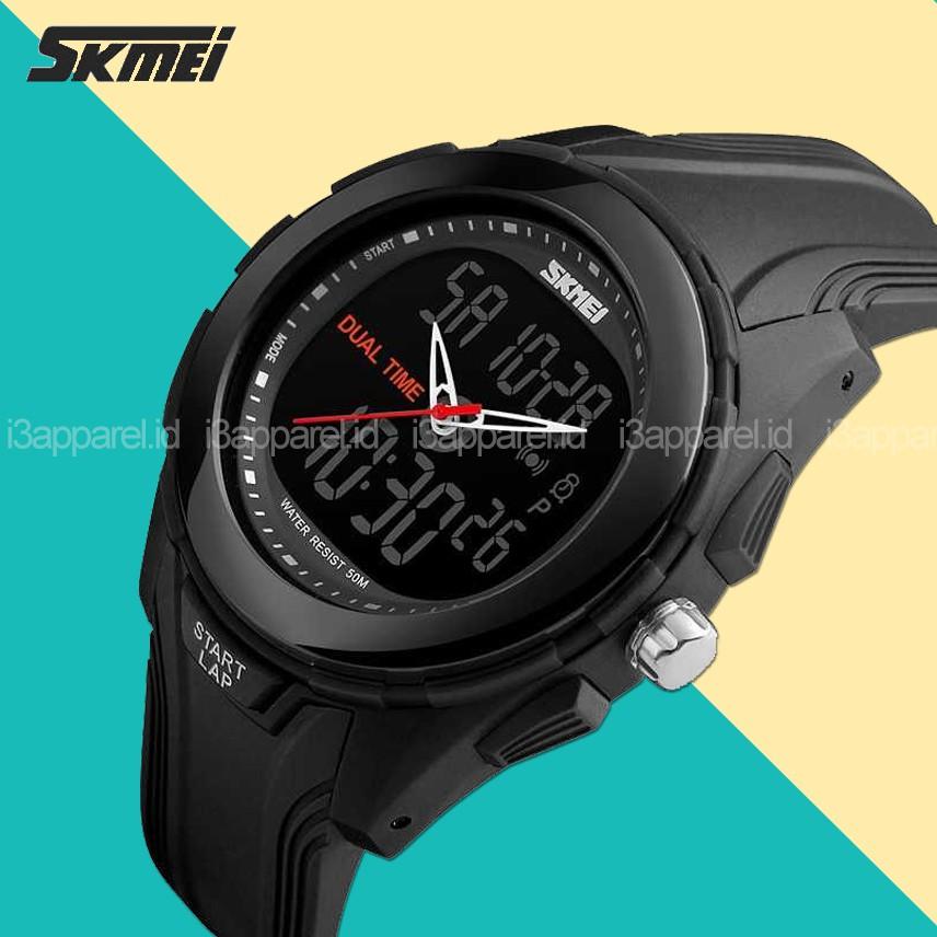 Jam Tangan Pria SKMEI 1251 Sport Sporty Original Anti Air   Seperti SUUNTO   de41558d45
