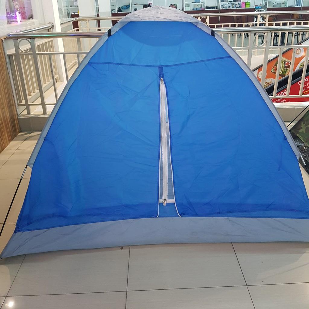 Tenda Camping Dome Kapasitas 3 Orang Dewasa Atau 5 6 Anak Kemping Gunung Zp 3003 Shopee Indonesia