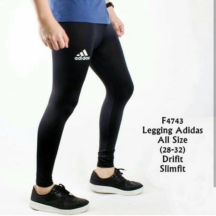 Cod Legging Leging Training Pria Wanita Futsal Gym Fitness Shopee Indonesia