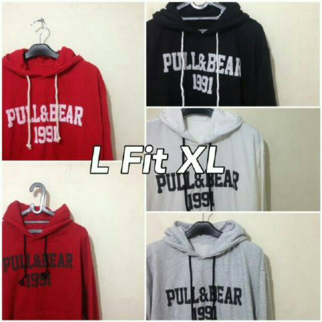 Sweater Pull And Bear 1991i Shopee Indonesia